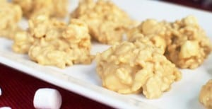 White Chocolate Crispies