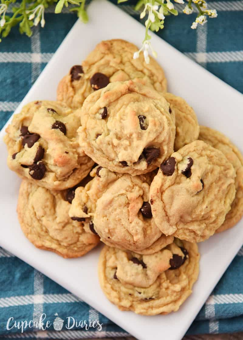 A chocolate chip cookie recipe that is about to become your new favorite! These cookies are perfect in every way.