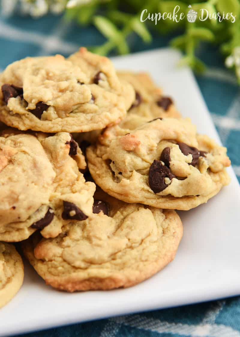 Nothing beats a chocolate chip cookie! This recipe is pretty darn perfect and tastes amazing.