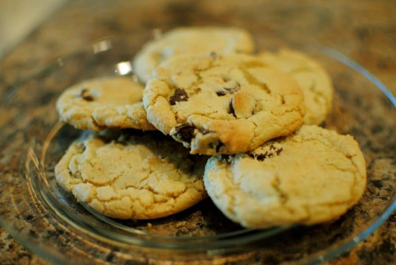 This chocolate chip cookie recipe is so amazing, people are always asking for the recipe after trying a cookie!