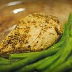 Lighten Up! – Lemon Chicken (Crock Pot)