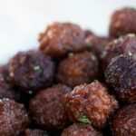 Sweet and Sour Party Meatballs