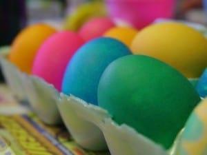{Easter Dinner} Deviled Eggs