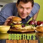 Bobby Flay's Crunchburger {aka the Signature Burger}