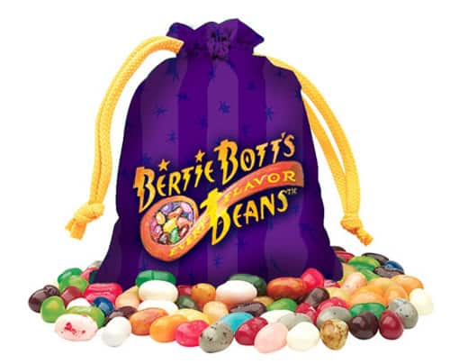 Bertie Bott's Every Flavored Beans for a Harry Potter Party