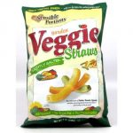{Weekend Foodie Review} Veggie Straws