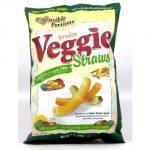 {Weekend Foodie Review} Veggie Straws