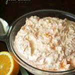 Easy Orange Jell-o Salad