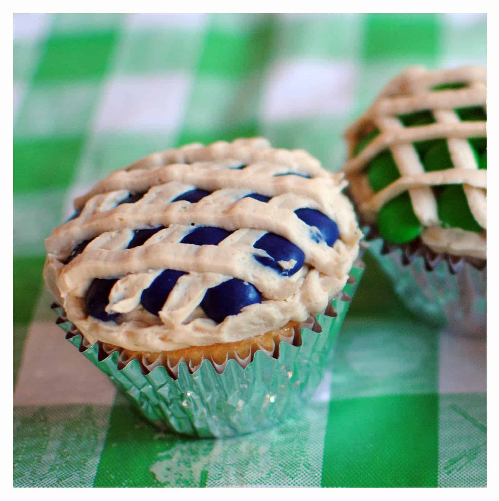 Pie Cupcakes Cupcake Diaries