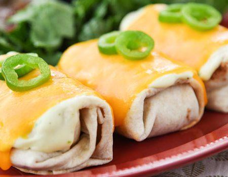 Copycat Garcia's Mexican Restaurant Pollo Fundido