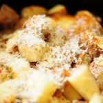 {Crock Pot} Italian Chicken with Potatoes