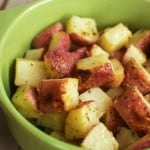 Ranch Roasted Potatoes - So easy to make and loaded with flavor!