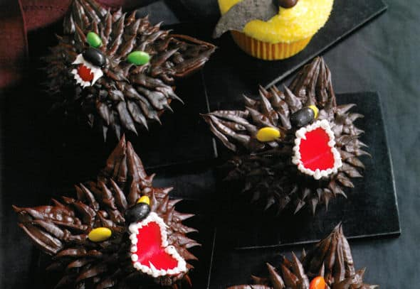 Treats And Ideas For A Quot Breaking Dawn Quot Party Cupcake Diaries