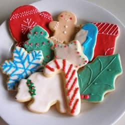 Soft Christmas Cookies Recipes — Dishmaps