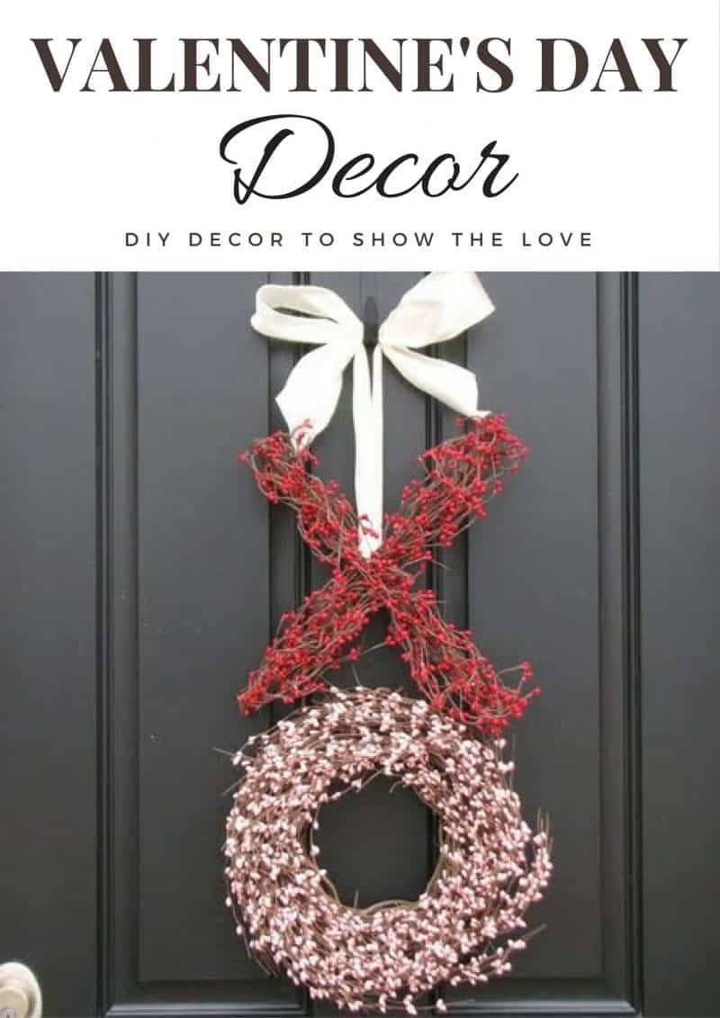 Diy Valentine S Day Decor