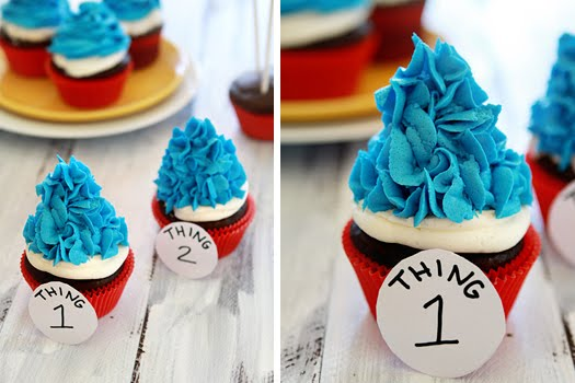 how to look like thing 1