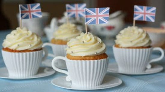 Party Time Olympic Style Cupcake Diaries