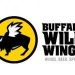 Football Lovers Heart Buffalo Wild Wings