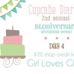 {Blogiversary Week} Day 4: Artistry By McKenzie G GIVEAWAY!