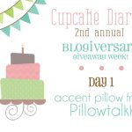 {Blogiversary Week} Day 1: Pillowtalkk GIVEAWAY!