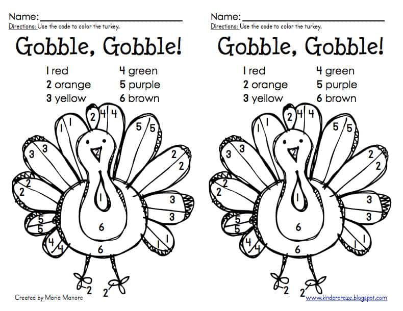 Thanksgiving Activities For The Kids
