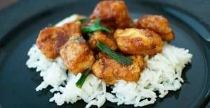 Restaurant-Style General Tsao's Chicken
