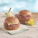 Introducing Arby's New King's Hawaiian Sandwiches! {Availabe for a Limited Time}