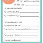 Mother's Day Questionnaire-blog
