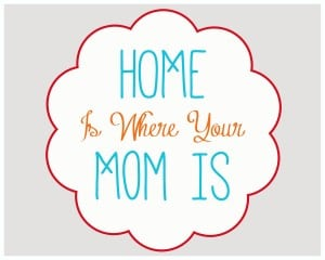 mom printable-red blog
