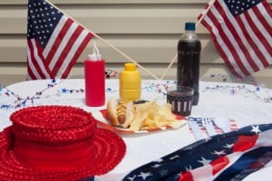 Recipes, Decor & Hostess Tips to Make Your 4th of July Celebration a Success {Guest Post}