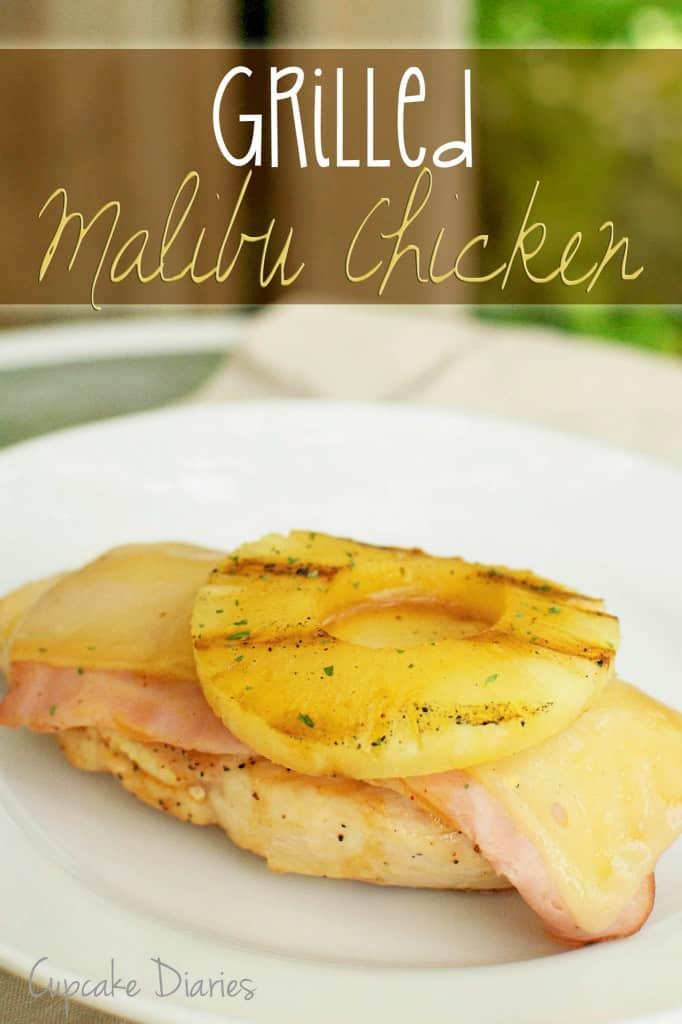 Malibu Kitchen Menu