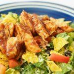 BBQ Chicken Salads