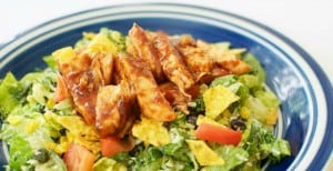 BBQ Chicken Salads