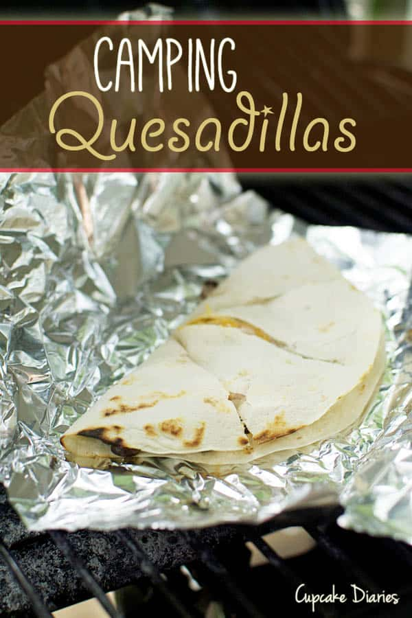 Campfire Quesadillas | Incredible Campfire Recipes You'll Want To Cook Every Day