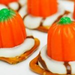 Pumpkin Treats {30 Days of Halloween – Day 1}