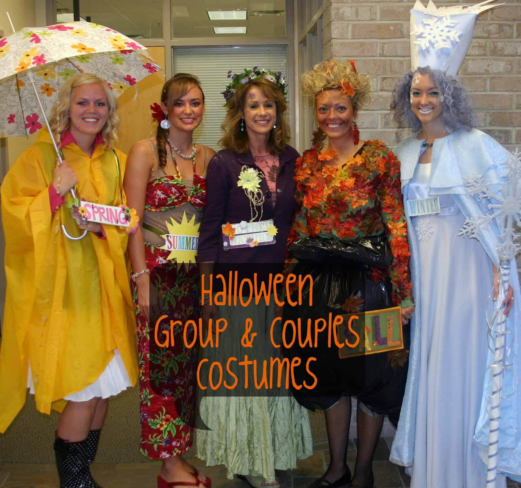 Couples Halloween Costume Ideas