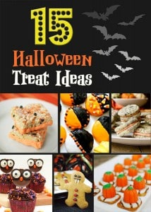15 Halloween Treat Ideas