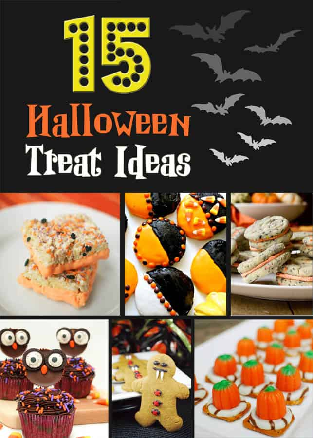 15 halloween treat ideas cupcake diaries for Easy halloween treats for work party