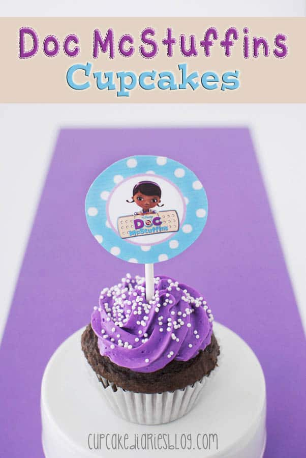 How To Make Doc Mcstuffins Cake