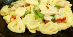 Grilled Chicken Tortellini