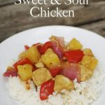 #KraftRecipeMakers Sweet & Sour Chicken