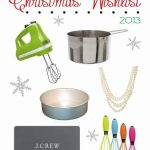 Cupcake Diaries' Christmas Wishlist