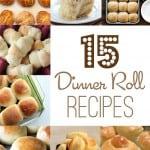 15 Dinner Roll Recipes