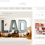 Julep: A New Favorite for Design and DIY Inspiration