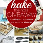 """Bake the Halls"" GIVEAWAY!"