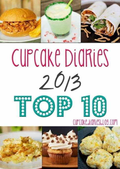 Cupcake Diaries 2013 Top 10