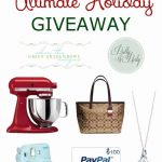 Ultimate Holiday GIVEAWAY!