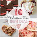 10 Valentine's Day Treat Ideas