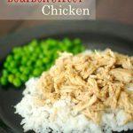 Crock Pot Bourbon Street Chicken