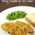 Cereal Crusted Chicken Tenders